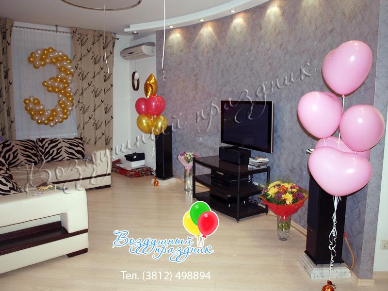 Оформление комнаты на день рождения мальчика