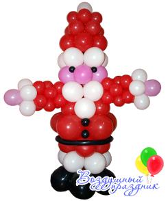 """Фигуры из воздушных шаров """"Воздушный праздник"""" - оформление воздушными шарами г. Омск"""