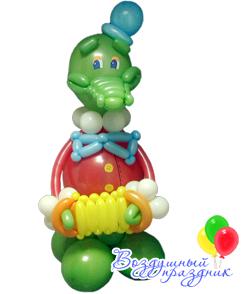 фото фигурки из воздушных шариков